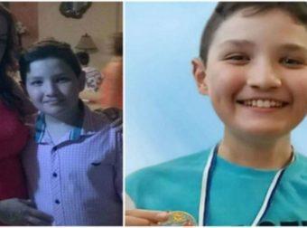 Ο 12χρονος Αλέξανδρος πριν «φύγει» από τη ζωή είπε: «Να θυμάσαι, θα ξαναβγεί ο ήλιος!» – Η περήφανη μαμά Ματίνα εξομολογείται