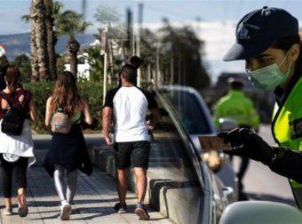 Απαγόρευση κυκλοφορίας: Τι ισχύει και τι αλλάζει με το ωράριο και τη μετακίνηση από νομό σε νομό