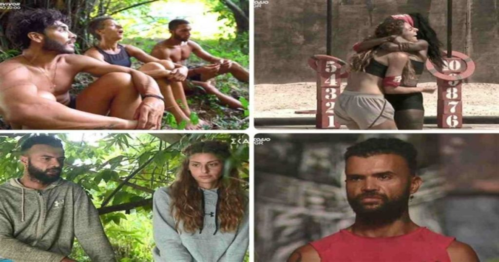 Survivor 4 highlights 19/1: Ο τσακωμός ανάμεσα σε Μπλε και Κόκκινους και ο υποψήφιος προς αποχώρηση, Περικλής