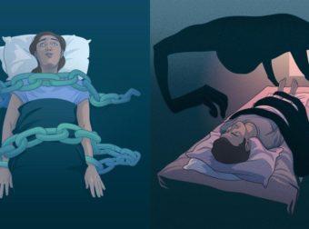 «Μόρα» ή υπνική παράλυση: Τι είναι – Πώς και πότε συμβαίνει – Τι παθαίνει το σώμα