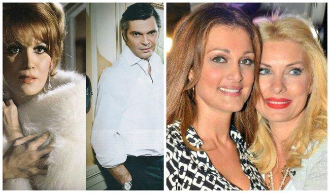 8+1 Διάσημοι Έλληνες νονοί με εξίσου διάσημα βαφτιστήρια…