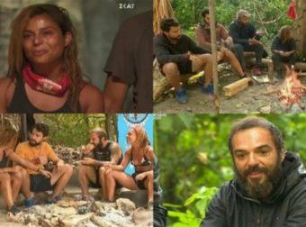 Survivor 4 highlights 14/4: Τα νεύρα του Αλέξη Παππά και η αποχώρηση της Ελευθερίας Ελευθερίου