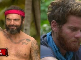 Survivor 4: Ο Τριαντάφυλλος αλλάζει στάση απέναντι στον Τζέιμς