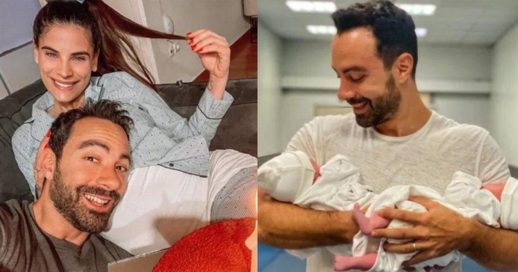 Σάκης Τανιμανίδης: Το δημόσιο ευχαριστώ του παρουσιαστή στον γυναικολόγο αδερφό του για τον τοκετό