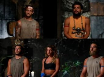 Survivor 4 spoiler 23/6: Ανατροπή με τους υποψήφιους προς αποχώρηση