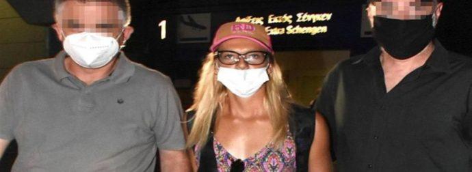 Survivor 4: Γύρισε στην Ελλάδα η Ελένη Χαμπέρη… χωρίς προεδρική υποδοχή