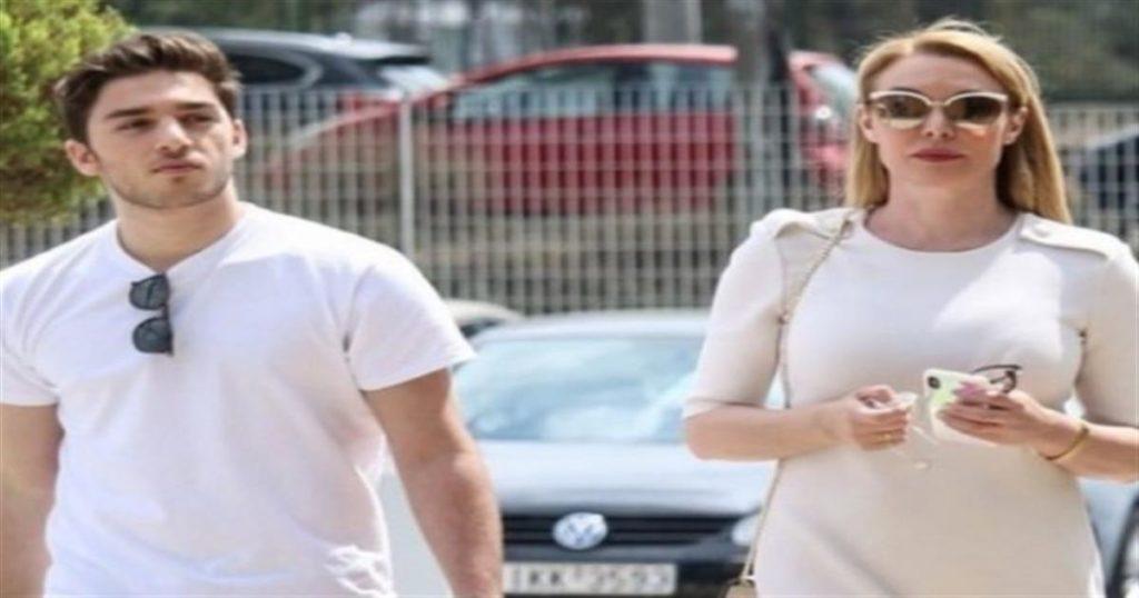 Τατιάνα Στεφανίδου: Full in love ο γιος της! Τα φιλιά στο στόμα δημοσίως!
