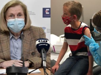 Οριστικό: Εμβολιασμός και των παιδιών 12 με 15 ετών, ανοίγει άμεσα η πλατφόρμα