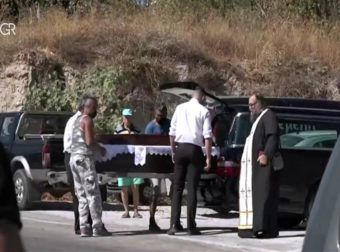 Δολοφονία στη Ρόδο – Η κηδεία του 40χρονου και οι δηλώσεις φίλων και συγγενών του (video)