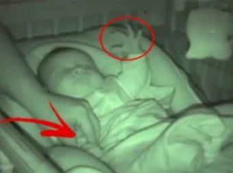Έβαλε κρυφή κάμερα για να δει τι κάνει ο πατέρας με το μωρό όταν είναι μόνοι – Δεν πίστευε στα μάτια της