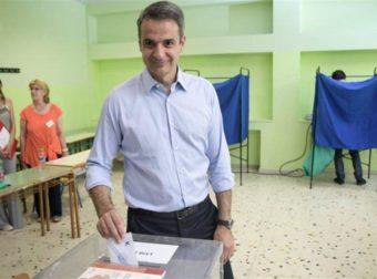 Μητσοτάκης: «Με κάτω από 10 μονάδες διαφορά πάω σε εκλογές»