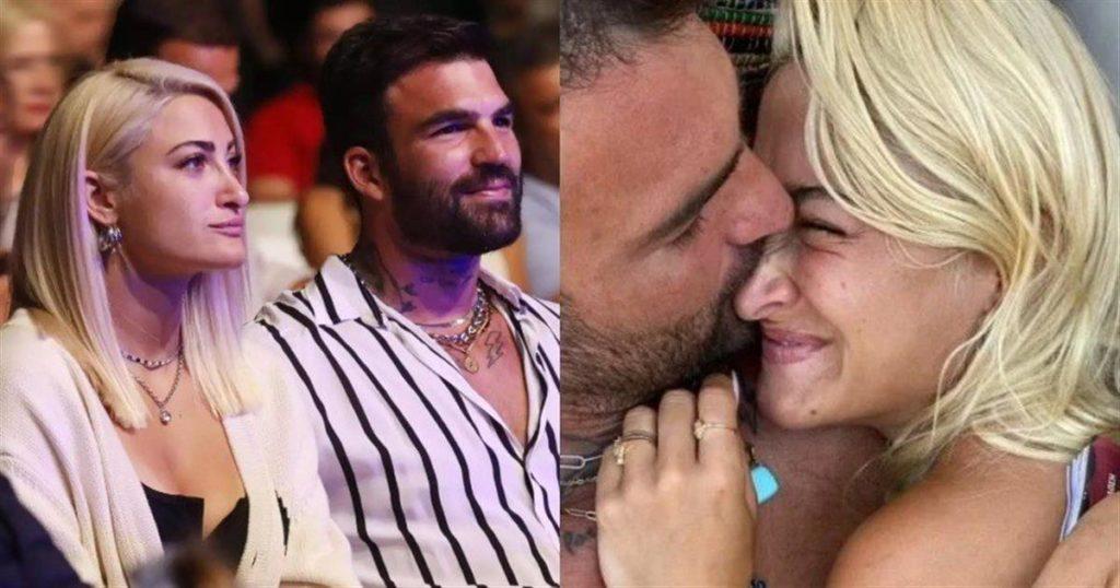 Δημήτρης Αλεξάνδρου – Ιωάννα Τούνη: Ο έρωτας, η διαφορά ηλικίας και η μεγάλη διαφορά ύψους που έχουν μεταξύ τους